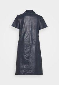Ibana - DENISE - Shirt dress - dark navy - 1