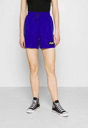 CAL HOODY - Shorts - clematis blue