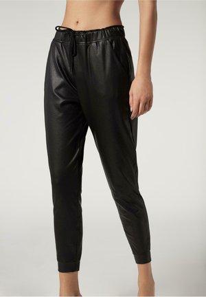 THERMO - Pantaloni sportivi - nero