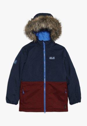 BANDAI JACKET KIDS - Winter jacket - night blue