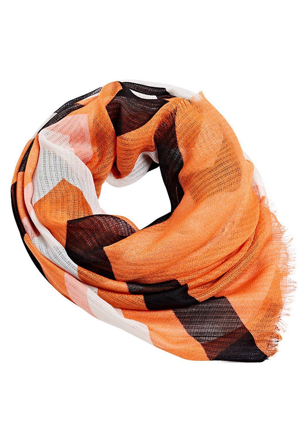 Esprit Repreve - Schlauchschal Orange