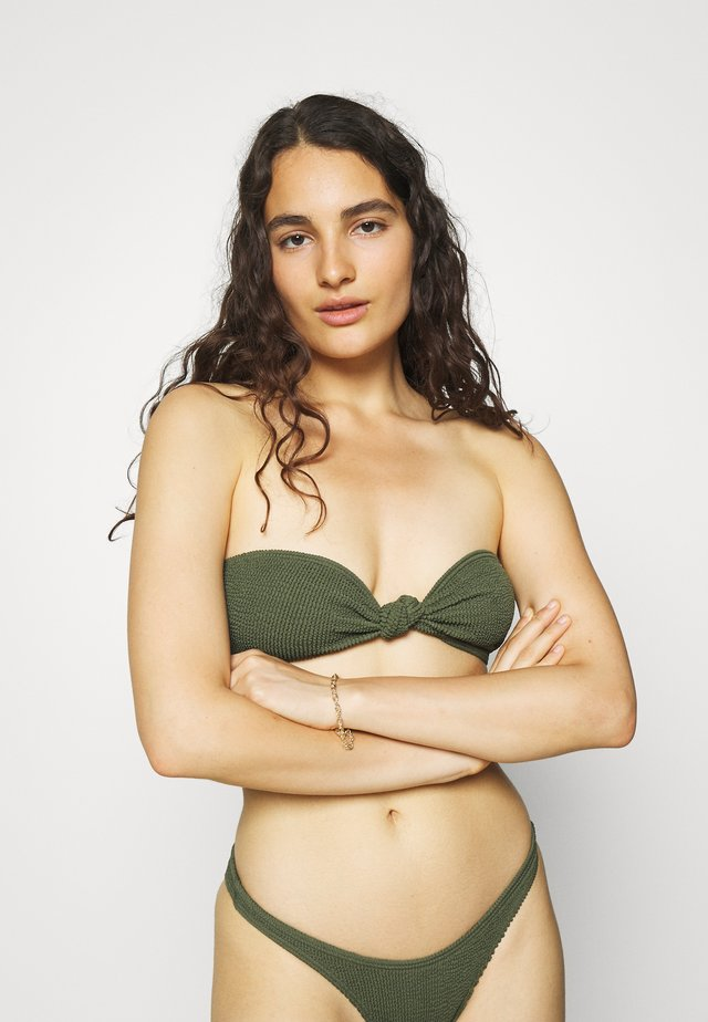 THE SAHARA - Bikiniöverdel - khaki