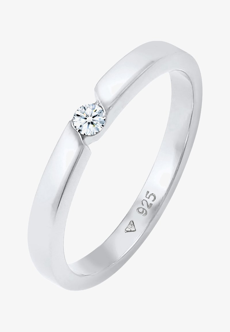 DIAMORE - Ring - silber