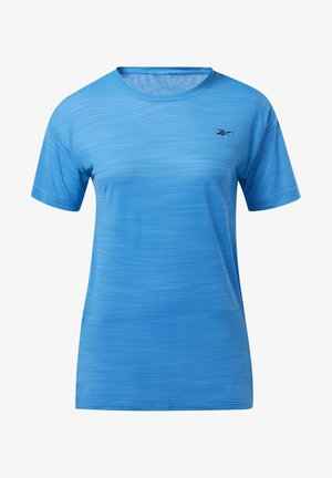 WORKOUT READY ACTIVCHILL T-SHIRT - T-Shirt print - blue