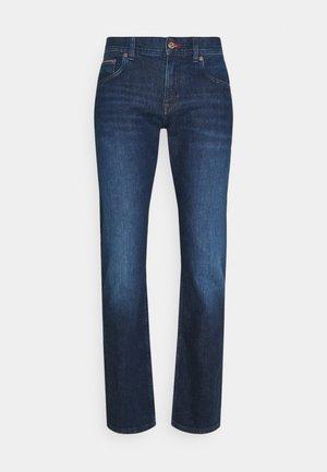 CORE DENTON - Jeans a sigaretta - denver indigo
