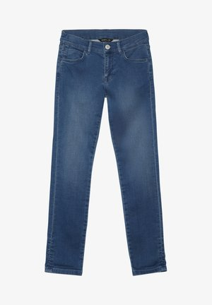 Straight leg jeans - light authentic blue