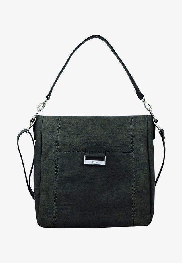 BE DIFFERENT HOBO  - Handbag - darkgrey