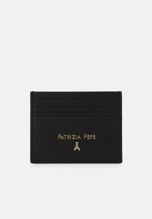 BASIC CARD CASE - Wallet - nero