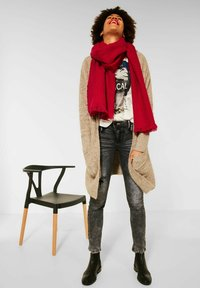 Street One - Scarf - rot - 1
