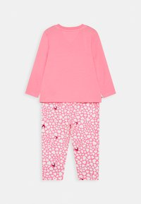 Tommy Hilfiger - BABY PRINTED SET - Trousers - pink - 1