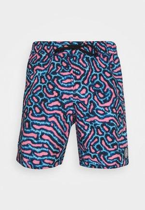CORAL MORPH TRUNK 17 - Shorts - pink
