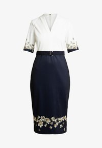 Ted Baker - AVII - Cocktailkjole - dark blue
