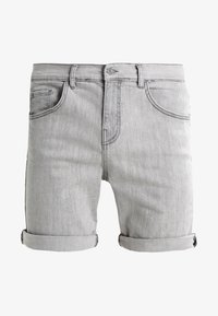 YOURTURN - Denim shorts - grey - 5