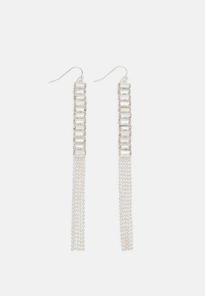 PCKARINE EARRINGS - Boucles d'oreilles - silver-coloured