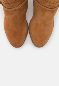 Anna Field - LEATHER - Boots - cognac - 4