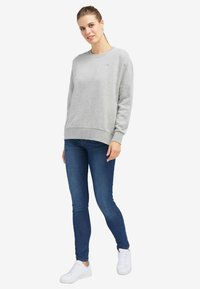 DreiMaster - Sweatshirt - light grey melange - 1