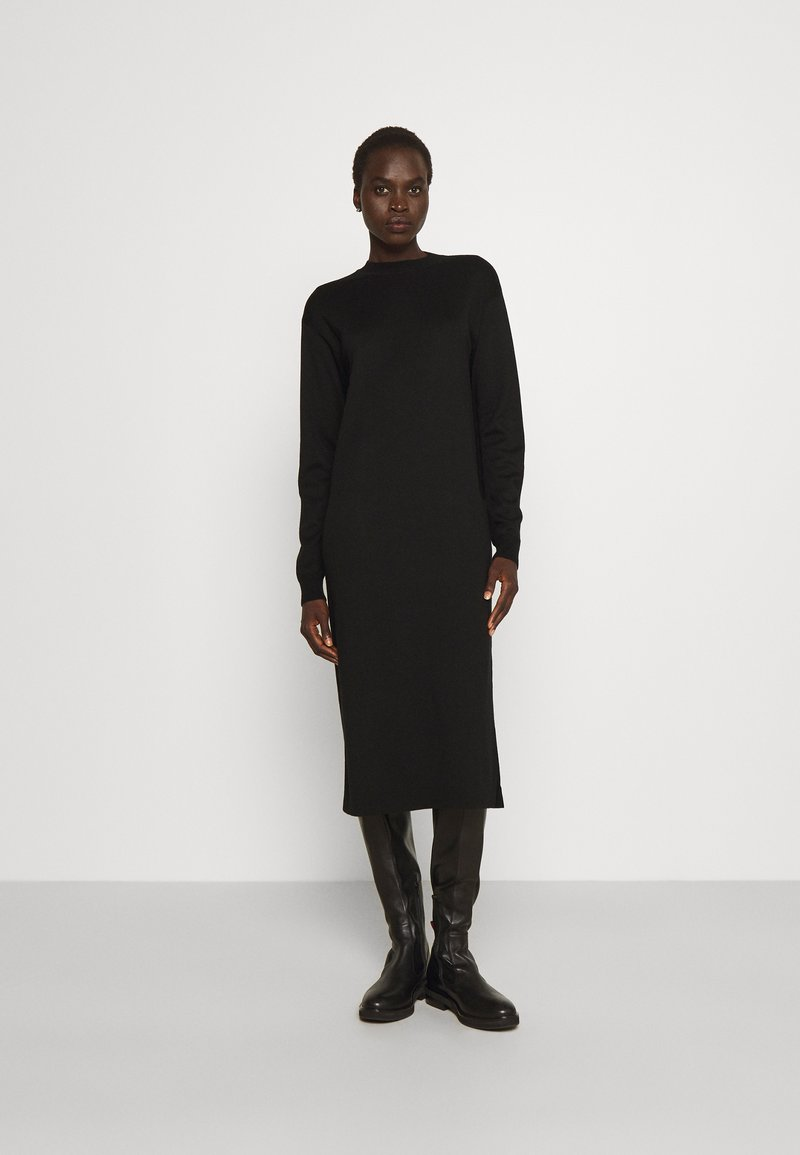 WEEKEND MaxMara - BONBON - Jumper dress - black