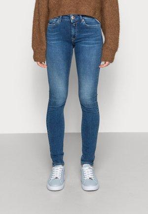 LUZ PANTS - Jeans Skinny Fit - medium blue