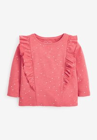 Next - 5 PACK - Long sleeved top - pink - 6