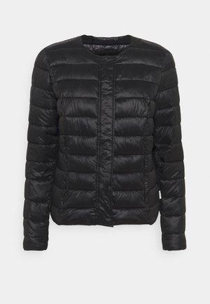 VMSORAYAZIP SHORT JACKET - Light jacket - black