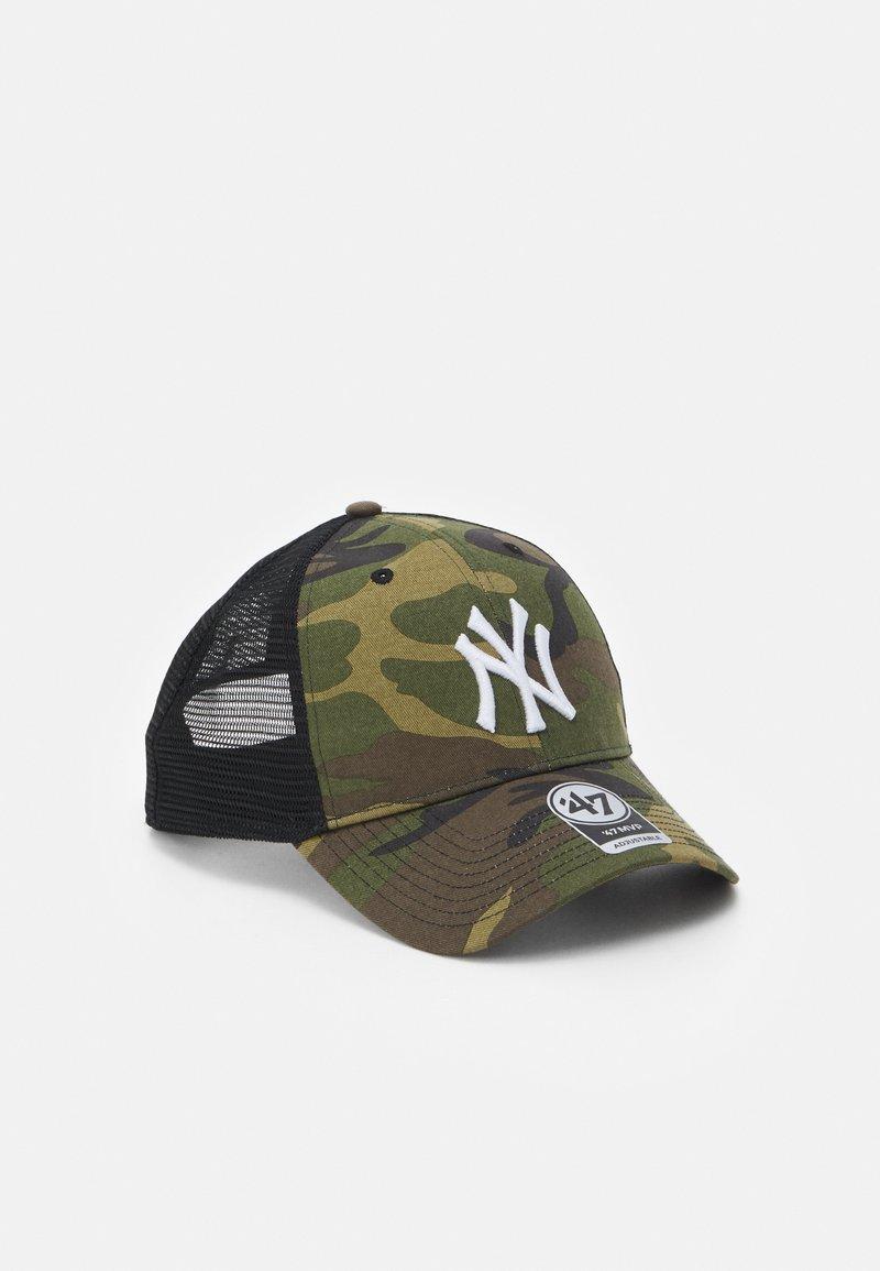 '47 - NEW YORK YANKEES BRANSON UNISEX - Kšiltovka - olive