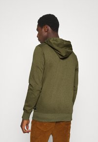 TOM TAILOR DENIM - Sweat à capuche - dry greyish olive - 2