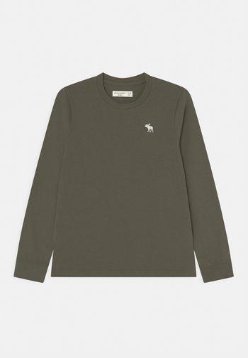 BASIC - Maglietta a manica lunga - green