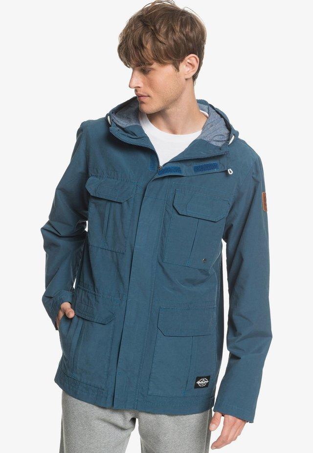 Summer jacket - majolica blue