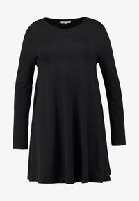 Zalando Essentials Curvy - Jersey dress - black - 6