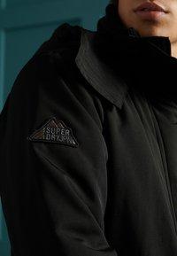 Superdry - OTTOMAN ARCTIC SD - Outdoor jacket - black - 3