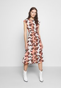 Sisley - DRESS - Kjole - multi-coloured - 1