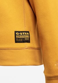 G-Star - PREMIUM CORE ROUND LONG SLEEVE - Sweatshirt - dk gold - 2