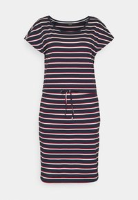 Vero Moda Tall - VMAPRIL SHORT DRESS 2 PACK - Jersey dress - ivy green/navy blazer - 3