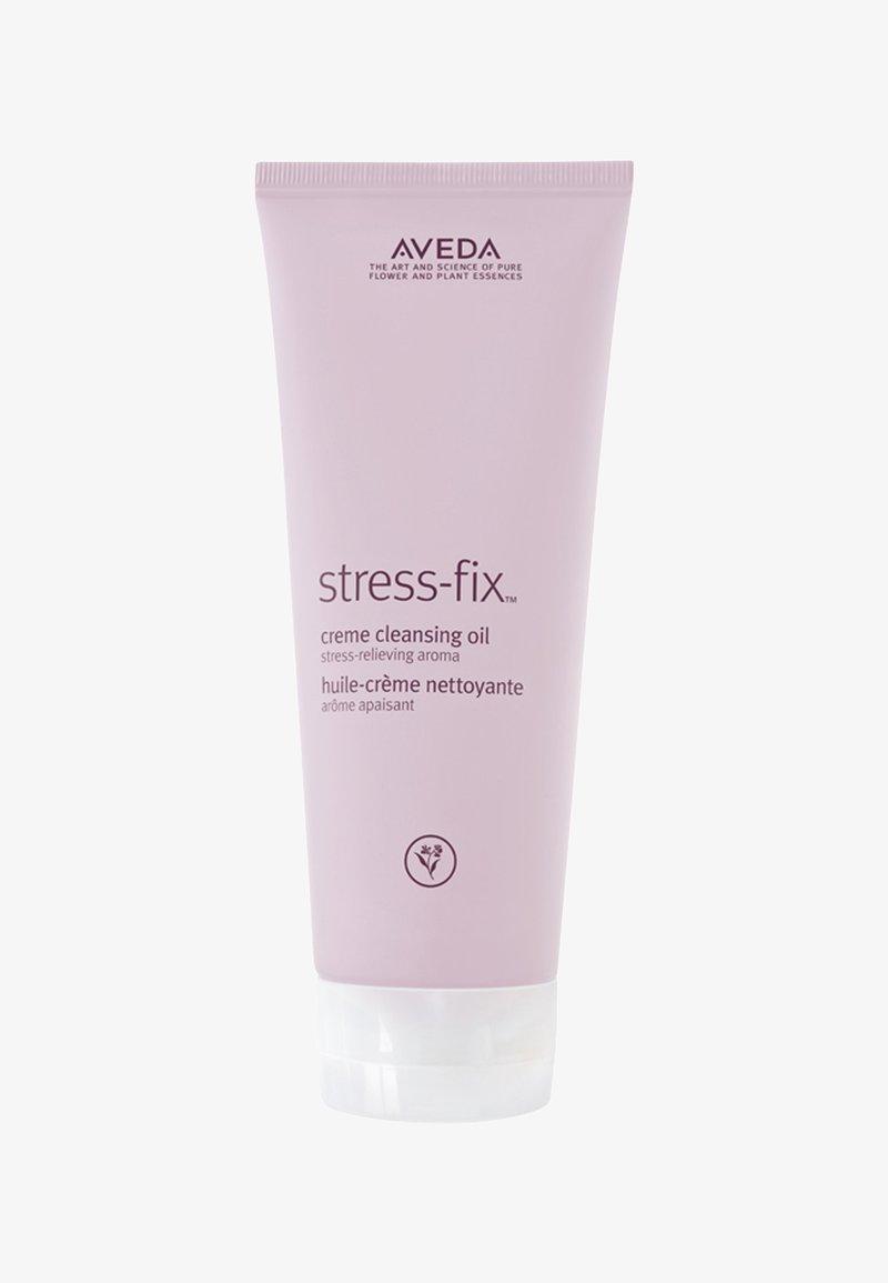 Aveda - STRESS-FIX™ CREME CLEANSING OIL  - Shower gel - -