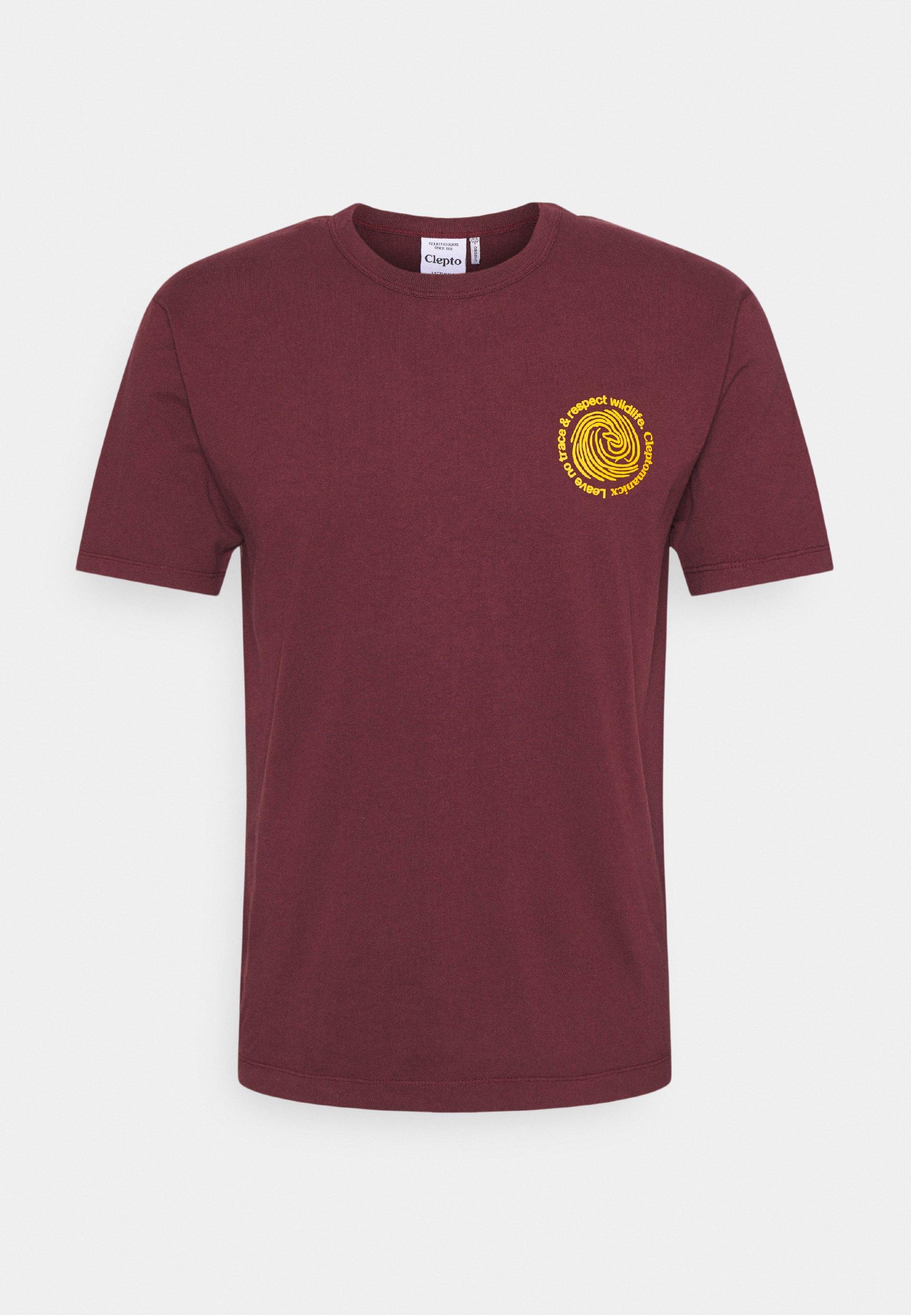 Men FINGERPRINTS - Print T-shirt