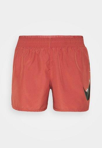 RUN SHORT - Pantalón corto de deporte - canyon rust
