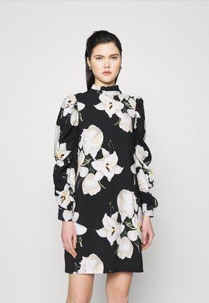OBJCASANDRA SHORT DRESS  - Vestito estivo - black