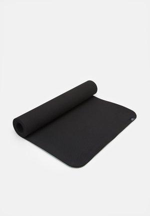 TECH STYLE YOGA MAT - Kuntoilutarvikkeet - black