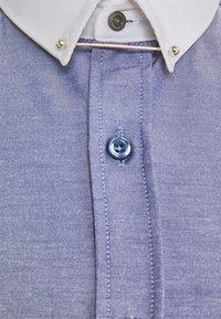 Shelby & Sons - FLINT SHIRT - Formal shirt - charcoal - 8