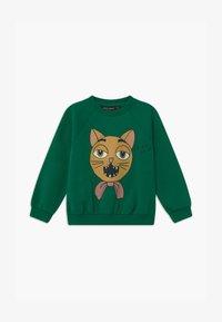 Mini Rodini - CAT CHOIR - Sweatshirt - green - 2