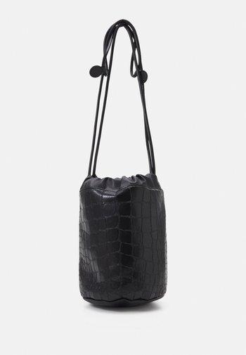 BORSA TRACOLLA - Across body bag - black