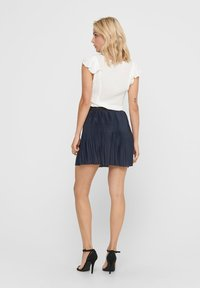 JDY - A-line skirt - sky captain - 2