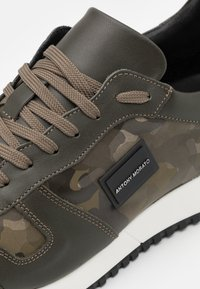 Antony Morato - RUN METAL - Sneakers laag - khaki - 5