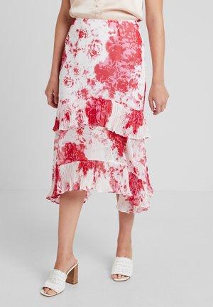 ENCHANTED SKIRT - A-line skirt - ivory