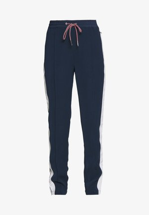 STRIPE DETAIL SMART - Pantalon de survêtement - twilight navy