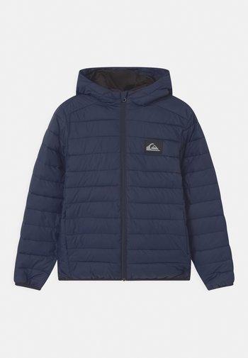 SCALY YOUTH - Winter jacket - navy blazer