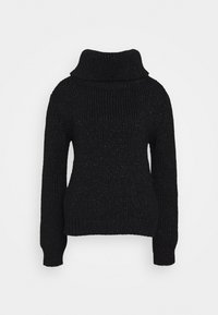 Mulberry - MAY ROLL NECK - Jumper - black - 4