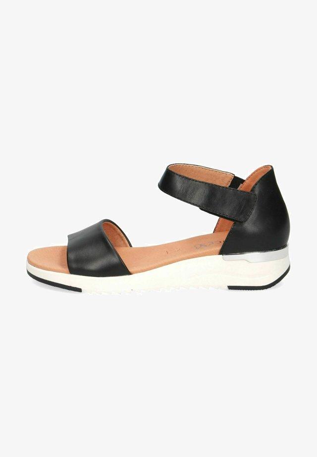 Sandales - black nappa