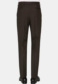 Carl Gross - Suit trousers - brown - 1