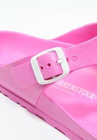 Birkenstock - GIZEH - Pool shoes - pink - 2